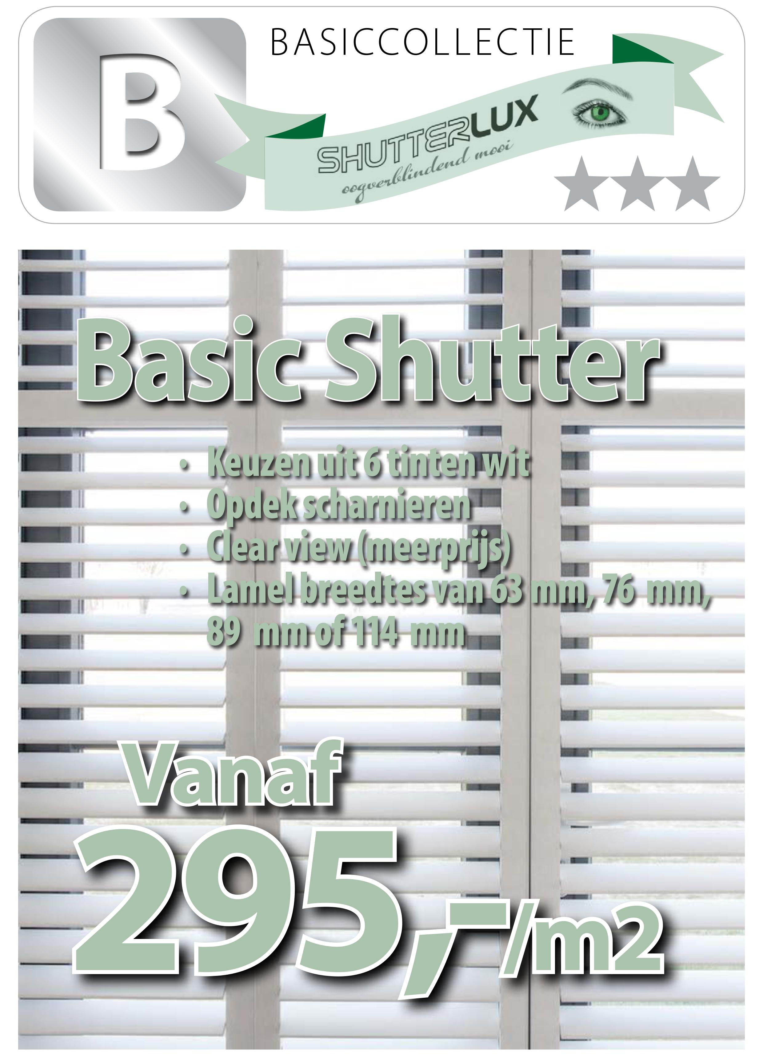Basic Shutter